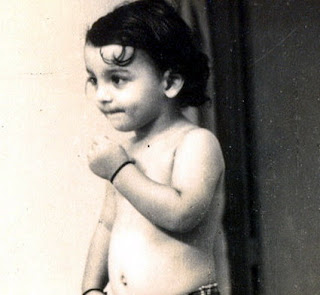 John abraham' childhood