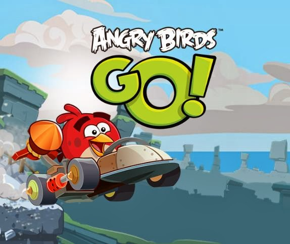 Angry Birds Go FREE game available for download for your Android smartphone, iPhone, iPad, Windows Phone 8 and BlackBerry 10