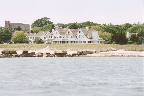 First House On The Right Kennedy Compound