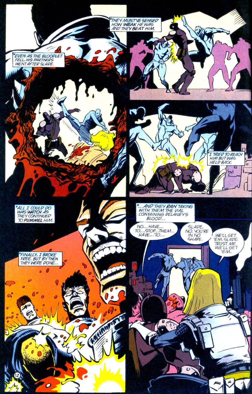 Deathstroke (1991) Issue #60 #65 - English 13