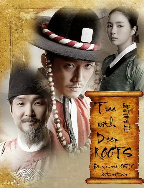 Phim Cuộc Chiến Hoàng Cung-Deep Rooted Tree  Tập 25/25