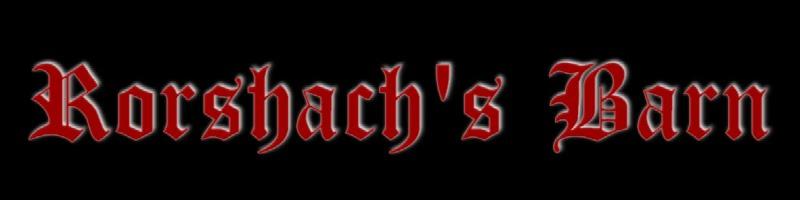 Rorshachの物置