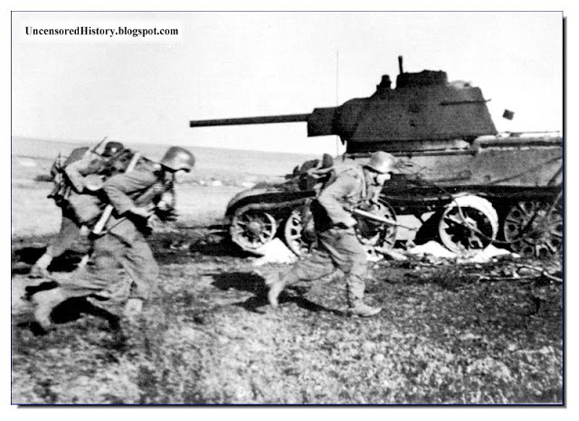 Totenkopf action Iassy, Romania. 1944