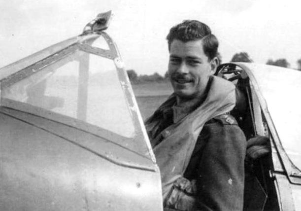 (SAAF102203V) Lt. Victor Robinson Englestoft Nissen