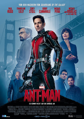Marvel's Ant-Man International Theatrical One Sheet Teaser Movie Poster