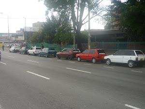 caravanas del uno en Colombia