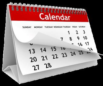 Calendario Pastoral Caná