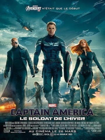 Captain America 2 le soldat de lhiver en Streaming
