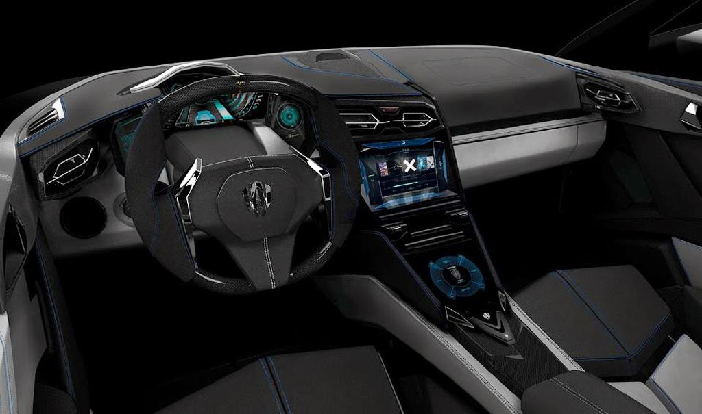 now lets check its interior and other images - W Motors Supersport Limited Edition