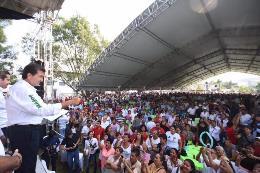 La autopista Xalapa-Córdoba será una realidad, anuncia Héctor Yunes