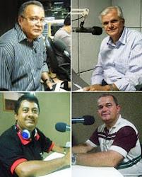 EDUARDO, CID, CLAUDIO E LENILSON