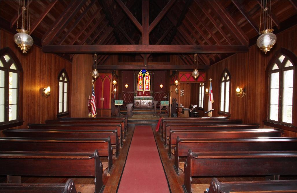 Wayfarin Stranger A Country Church