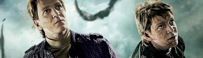 James Phelps (Fred Weasley) fala sobre 'Relíquias da Morte - Parte 2' | Ordem da Fênix Brasileira