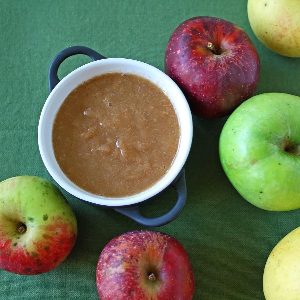 forks knives u0026 spades autumn applesauce u0026 apple butter