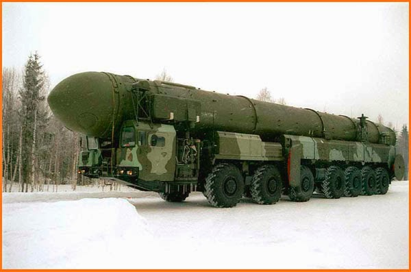 Voevoda Missile