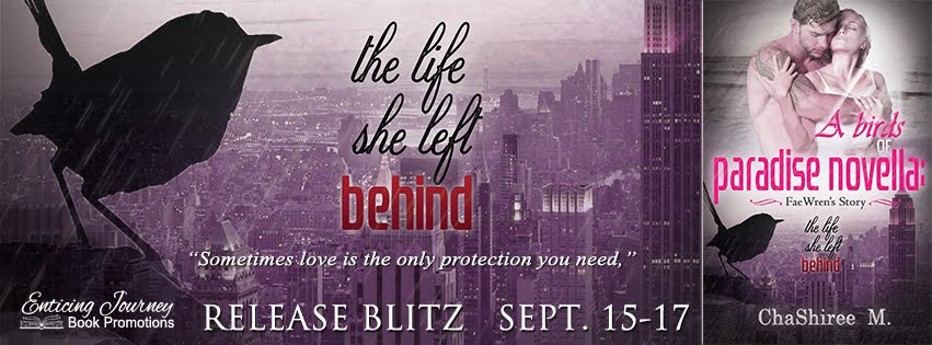 Release Blitz The Life She Left Behind