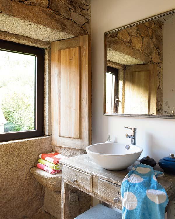 Casa tr s chic casa de campo em portugal - Casas de campo el mueble ...