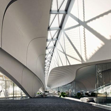 Projecto de Zaha Hadid Architects