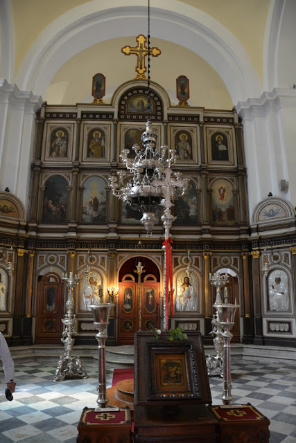 Serbian Orthodox church Kotor