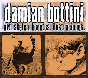"Damian Augusto Bottini ""Arte""."