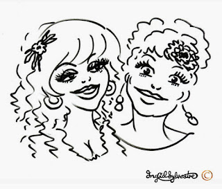 Wedding Entertainment North East Durham Newcastle Middlesbrough Sunderland Northumberland YOrkshire wedding caricatures corporate entertainment proms parties Ingrid Sylvestre