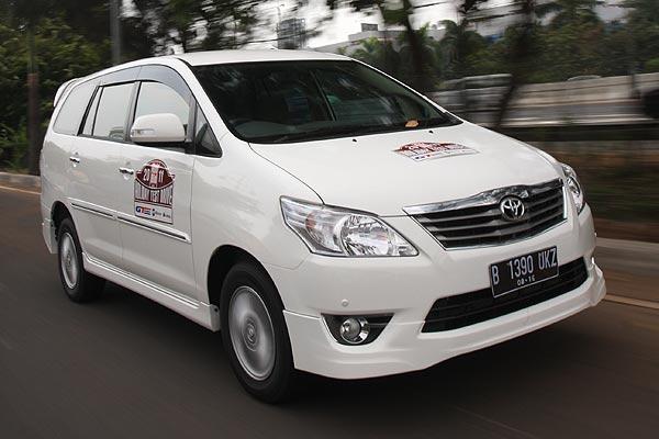 Daftar Harga Toyota Kijang Innova Baru dan Bekas