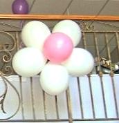 bunga balon standart