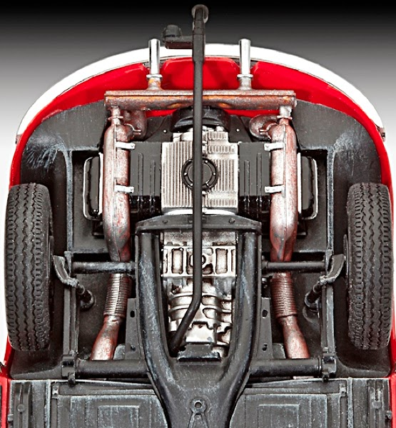 Vw Beetle Engine Builders: Scale Model News: A TALE OF TWO BEETLE KITS: WOULD YOU