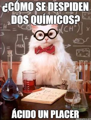 chiste de quimicos