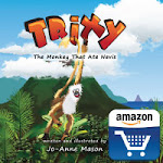 TRIXY The Monkey that Ate Nevis