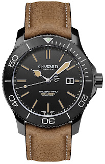 Montre Christopher Ward C60 Trident Pro