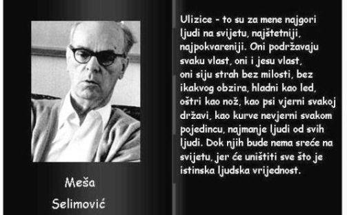 """Unuk Meše Selimovića: """"Za mog dedu su muslimani vera a ne nacija.. Insistirao je da je pripadnik srpske književnosti!"""""""