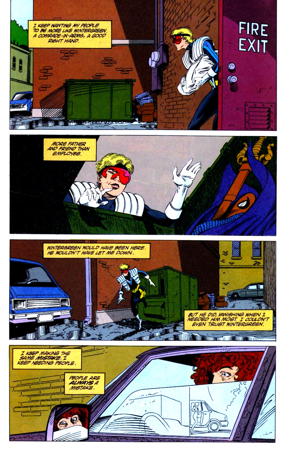 Deathstroke (1991) Issue #21 #26 - English 15