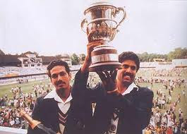 Kapil Dev Winner 1983 World Cup