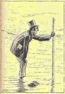 Las recreaciones matemáticas de Lewis Carroll, Un Cuento Enredado