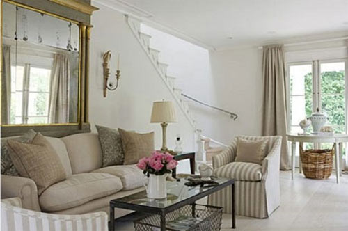 Neutral Colors Decorating