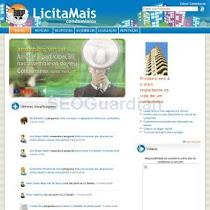 Emidio Campos Entrevista na Revista Licitamais