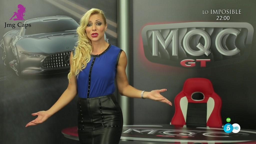 CAROLINA ALCAZAR, MAS QUE COCHES GT (17.10.15)