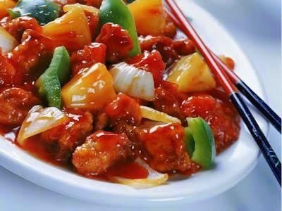 Resep Ayam Fillet Crispy Saus Asam Manis Kung Fao