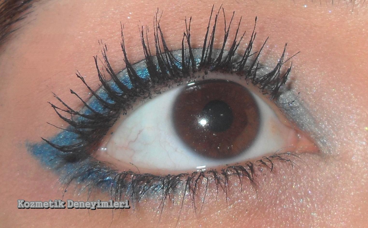 Eyeliner Nasıl Dağıtılır