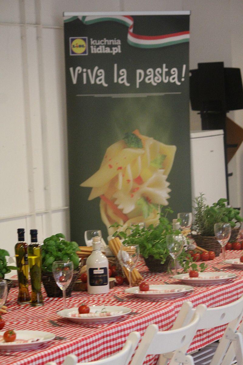 Warsztaty kuchnia włoska