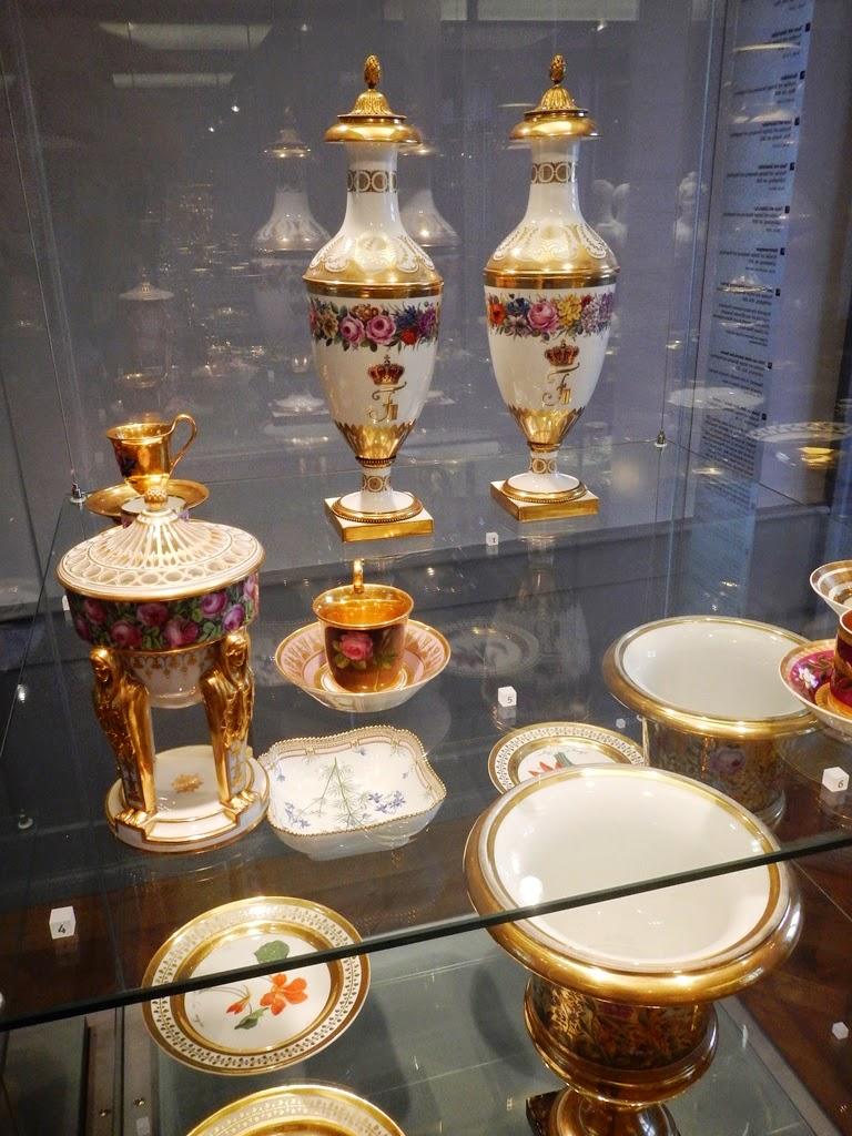 Residenzschloss Ludwigsburg Porcelain Museum