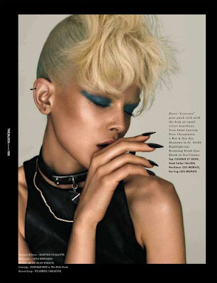 Ruby Jean Wilson by Bon Duke for The Block Magazine #27-2