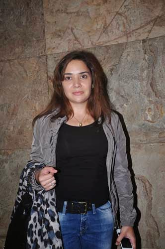Famous Celebs at Bobby Jasoos Movie Special Screening Event