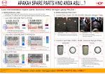 Sparepart Hino ASLI vs PALSU!