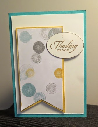 Lets start at the very beginning - Day 30 Bermuda Bay for zena kennedy independent stampin up demonstrator