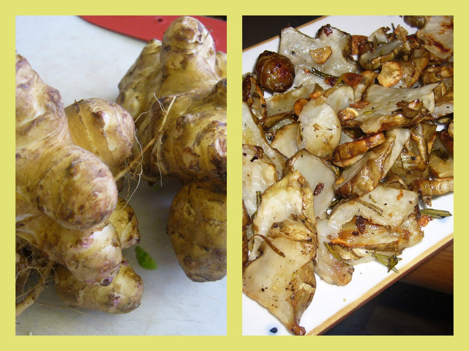 how to cook jerusalem artichokes to avoid wind