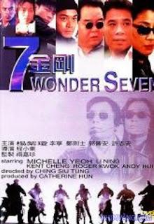 7 Con Ngựa Sắt - Thất Kim Cương (1994) - Wonder Seven