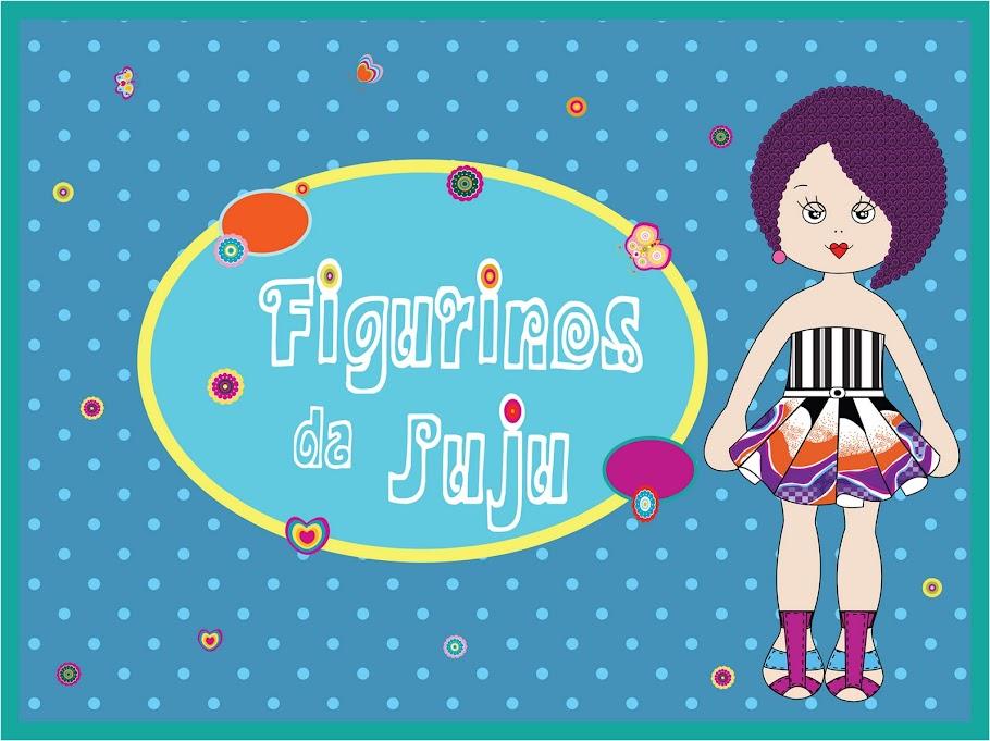 Figurinos da Juju