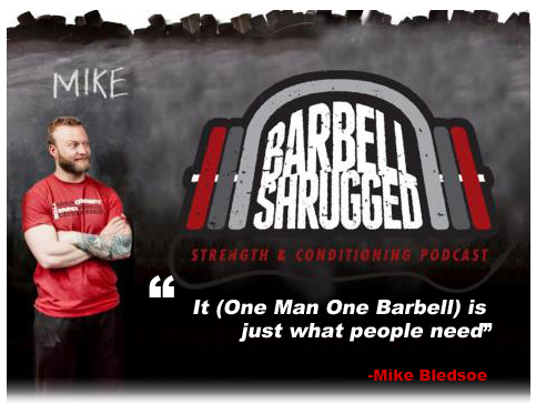 One Man One Barbell